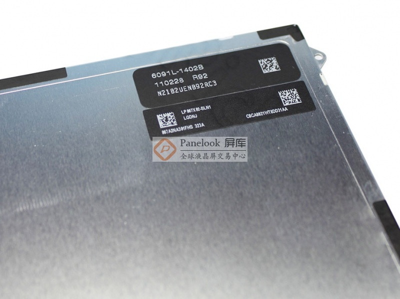 LG Display LP097X02-SLN1 Overview - Panelook com