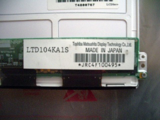 "LTD104KA1S Original A Grade 10.4/"" inch 1024*768 LCD Display by Toshiba 95/% new"