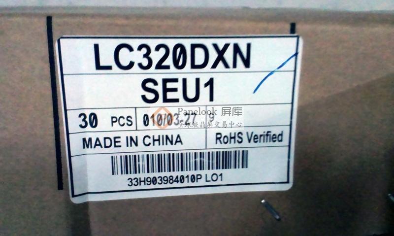 LG Display LC320DXN-SEU1 Overview - Panelook com