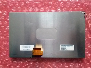 RGB ×234 Resolution C070FW01 V0 LCD screen display panel 7.0 inch AUO 480