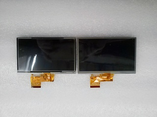 RGB ZD050NA-05E Touch Screen 5.0 inch Innolux 480 ×272 Pixel Format